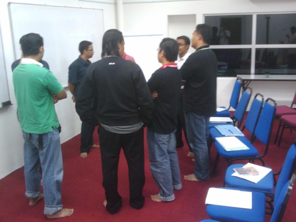Seminar Hartanah Arah Langkah