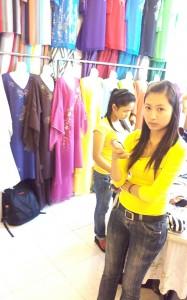 Baju Kurung di Vietnam