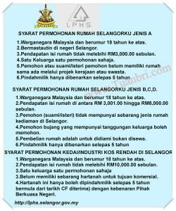 Rumah Selangorku Rumah Mampu Milik