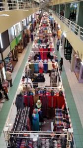 Ampang Park Raya Booths